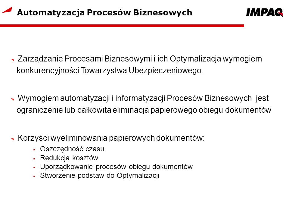 Automatyzacja Procesów Biznesowych