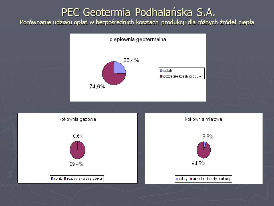 PEC Geotermia Podhalańska S. A