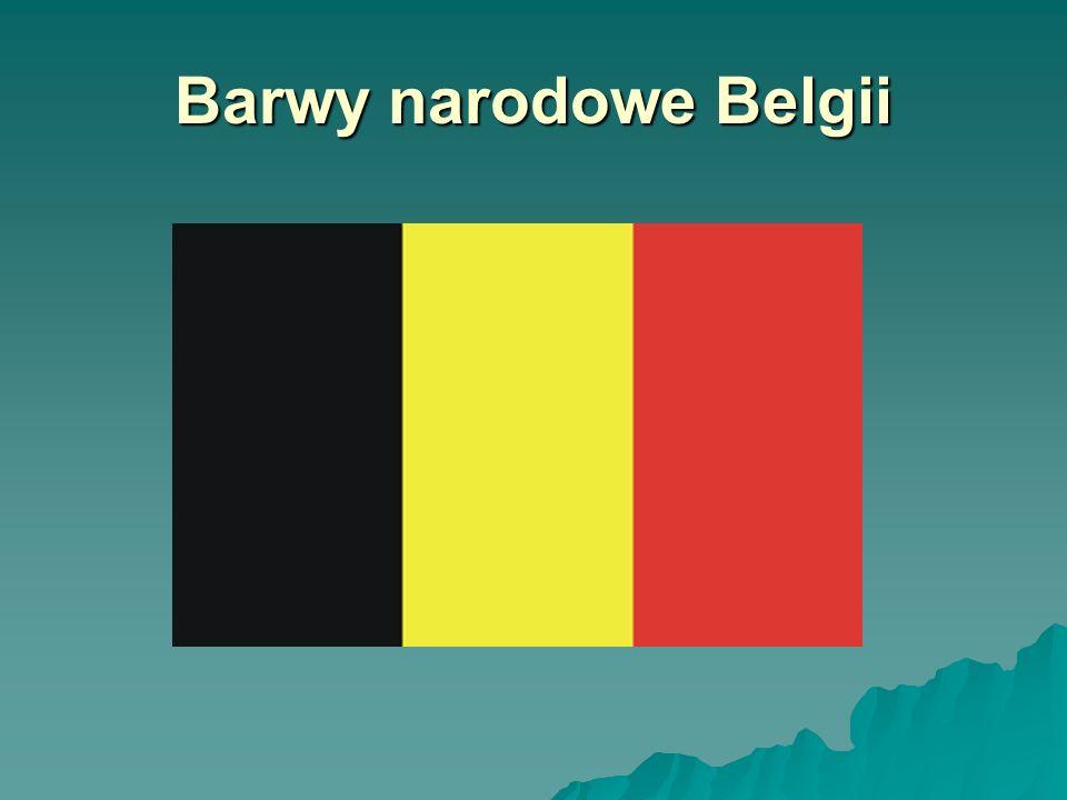 Barwy narodowe Belgii