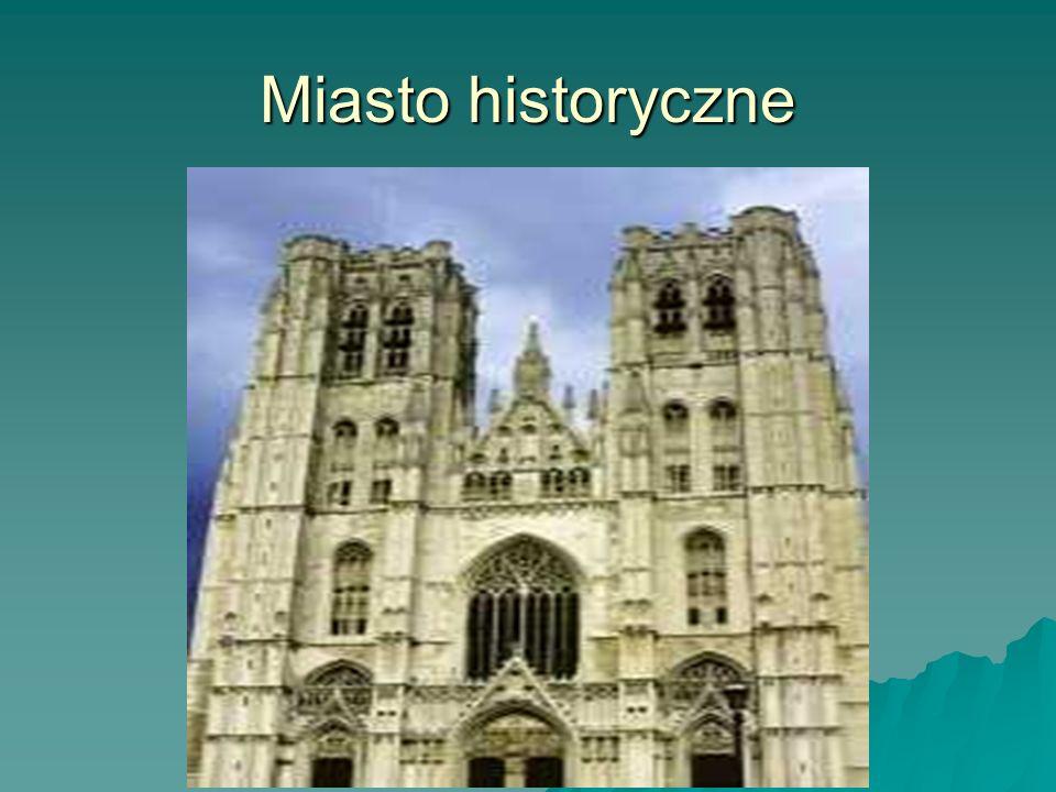 Miasto historyczne