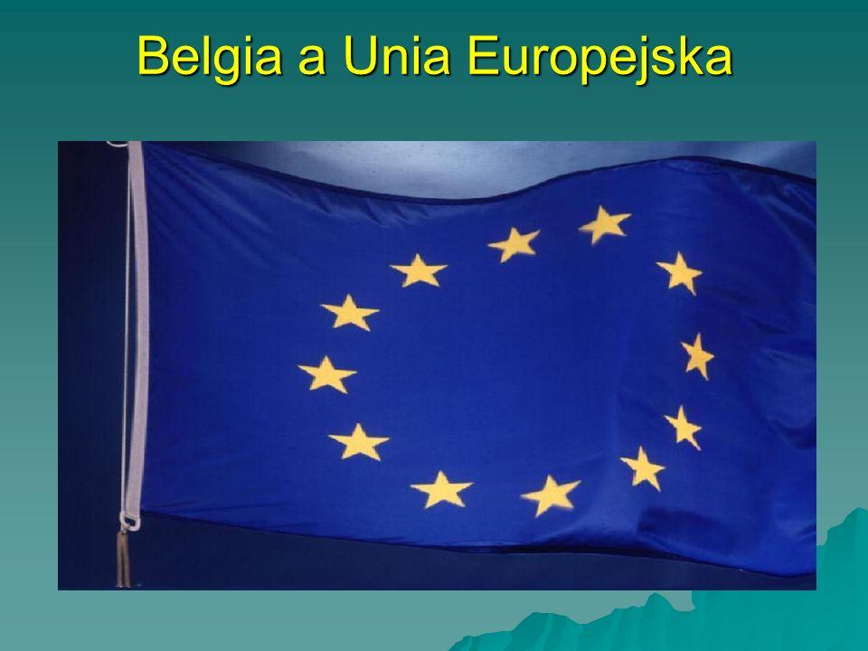 Belgia a Unia Europejska
