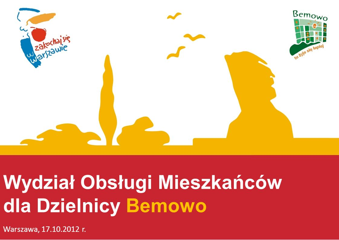 Wydział Obsługi Mieszkańców dla Dzielnicy Bemowo