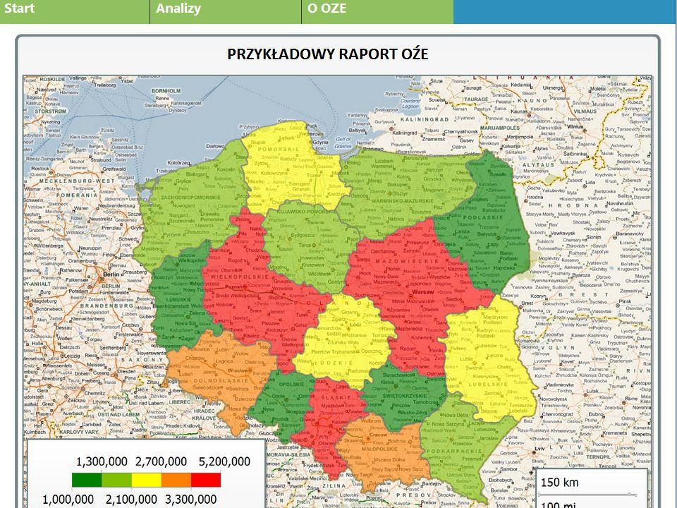 Program OZE Zwiększenie wykorzystania energii z odnawialnych