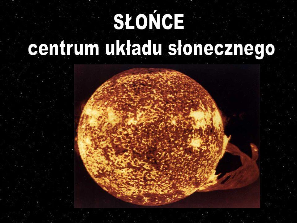 centrum układu słonecznego