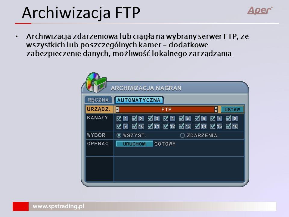 Archiwizacja FTP