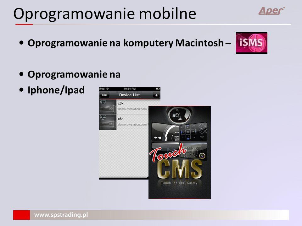 Oprogramowanie mobilne