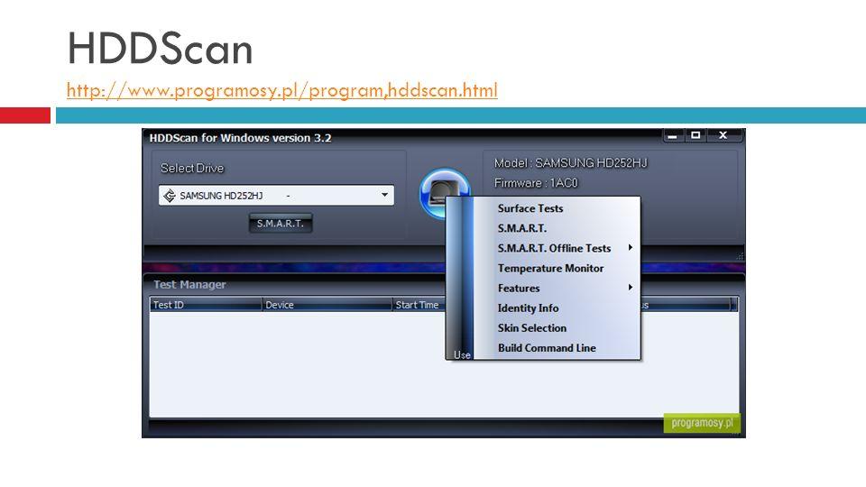 HDDScan http://www.programosy.pl/program,hddscan.html