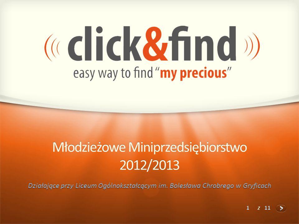 Młodzieżowe Miniprzedsiębiorstwo 2012/2013