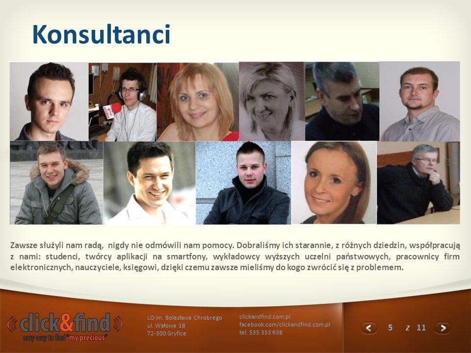 Konsultanci