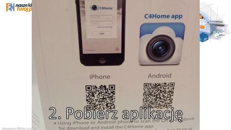 2. Pobierz aplikację