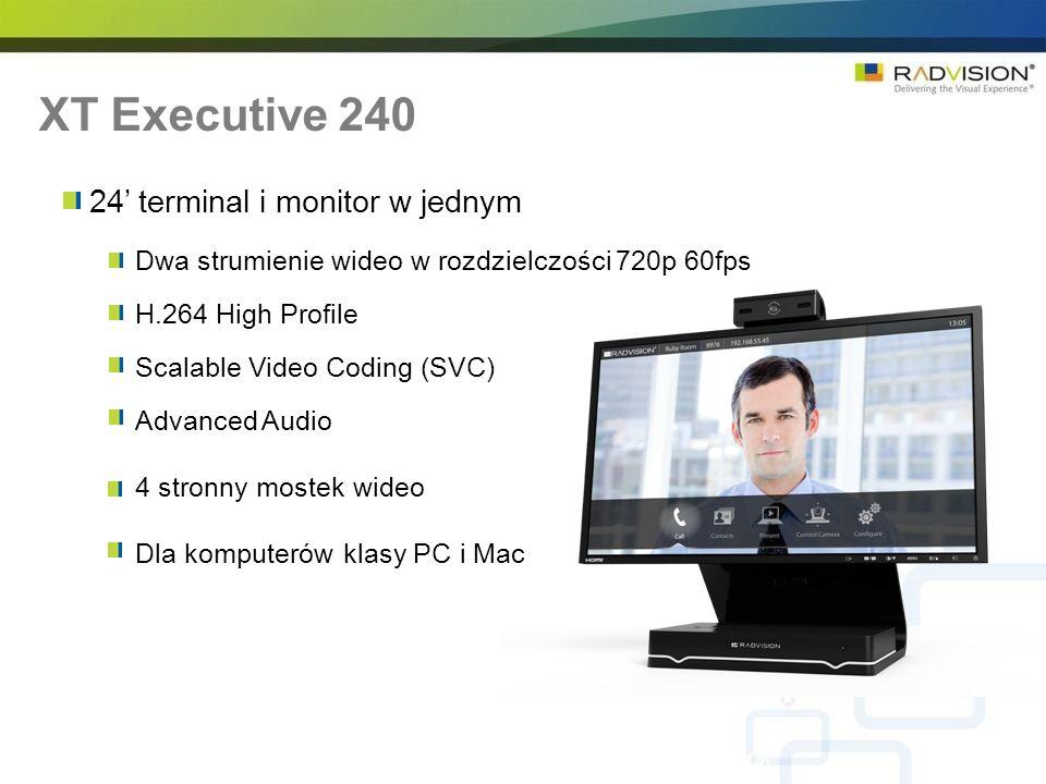 XT Executive 240 24' terminal i monitor w jednym