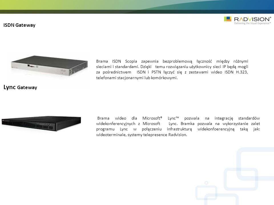Lync Gateway ISDN Gateway