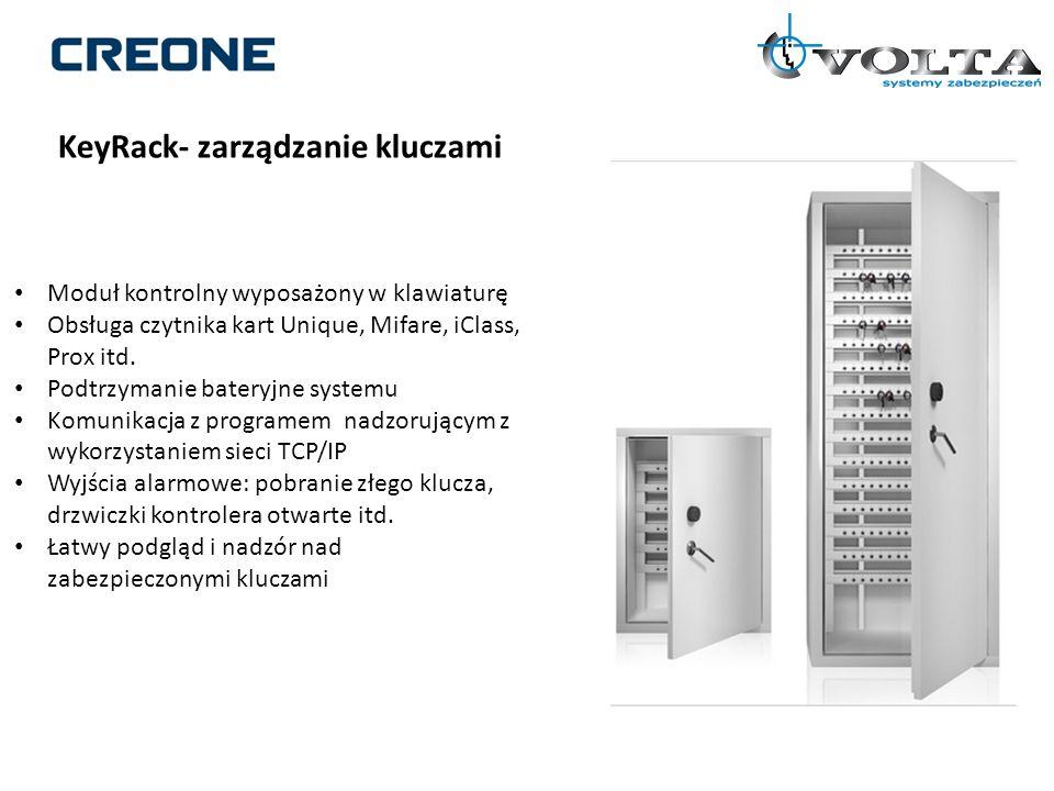 KeyRack- zarządzanie kluczami