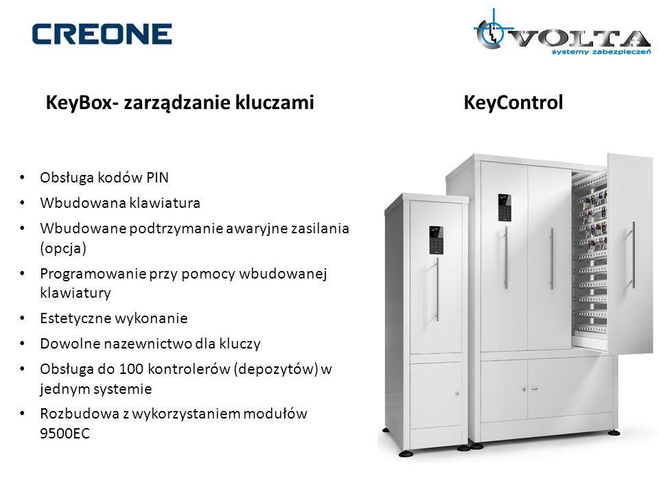 KeyBox- zarządzanie kluczami KeyControl