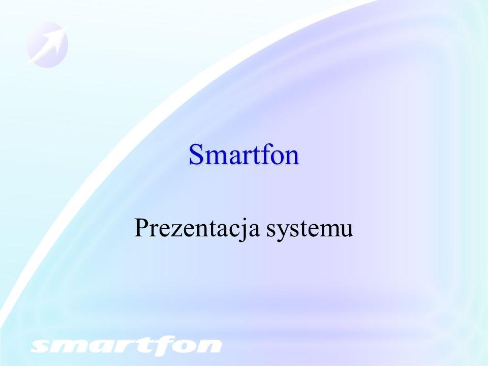 Smartfon Prezentacja systemu