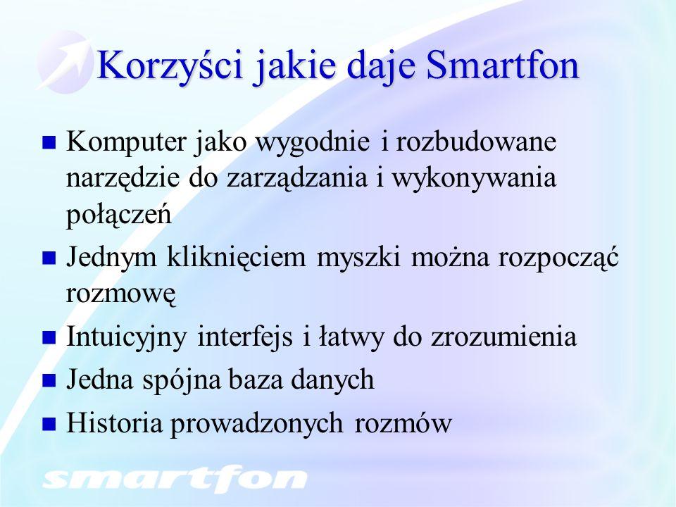 Korzyści jakie daje Smartfon