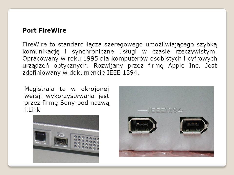 Port FireWire