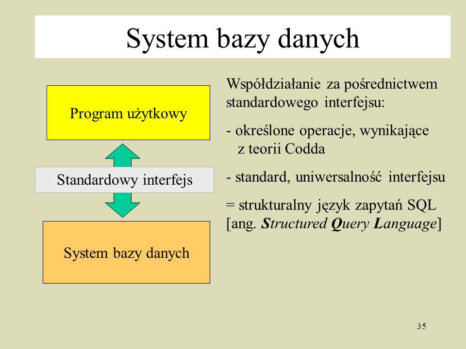 Standardowy interfejs