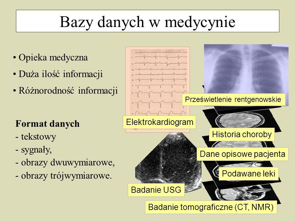 Bazy danych w medycynie