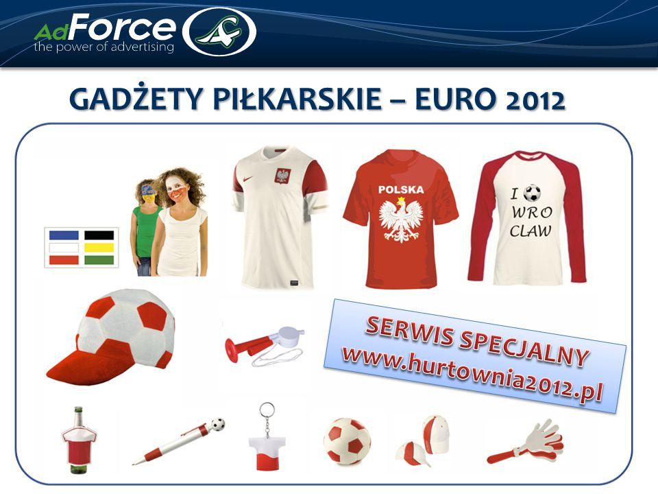 Gadżety piłkarskie – euro 2012 SERWIS SPECJALNY www.hurtownia2012.pl