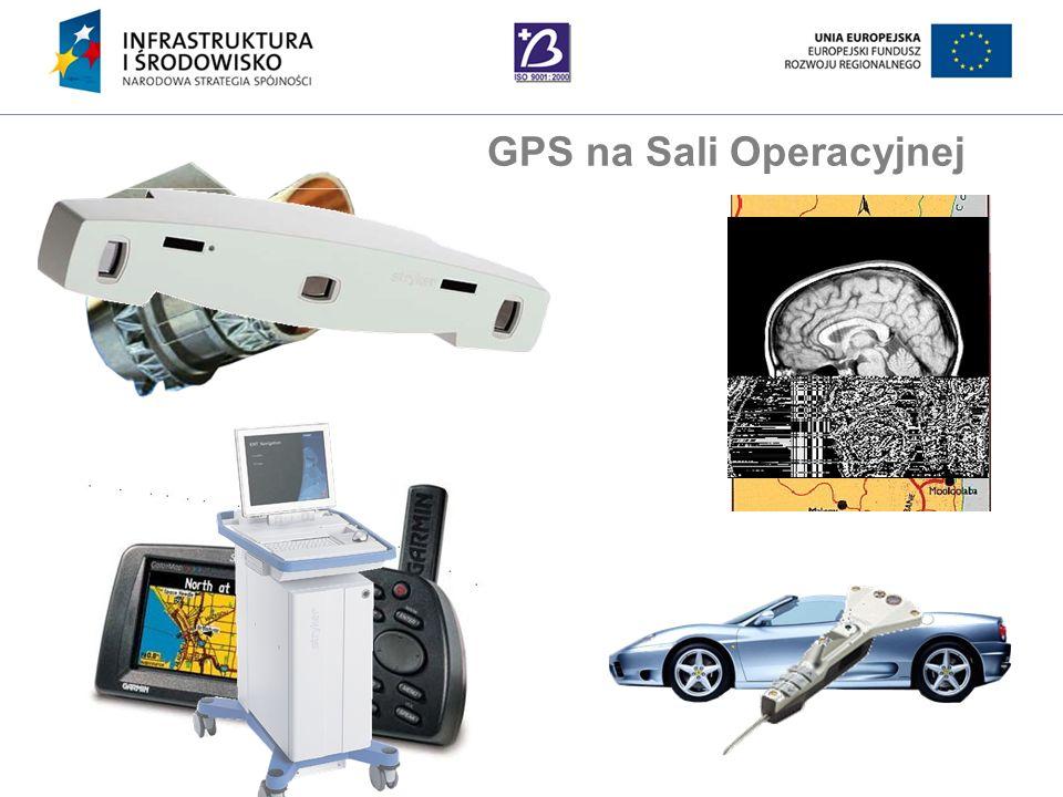 GPS na Sali Operacyjnej
