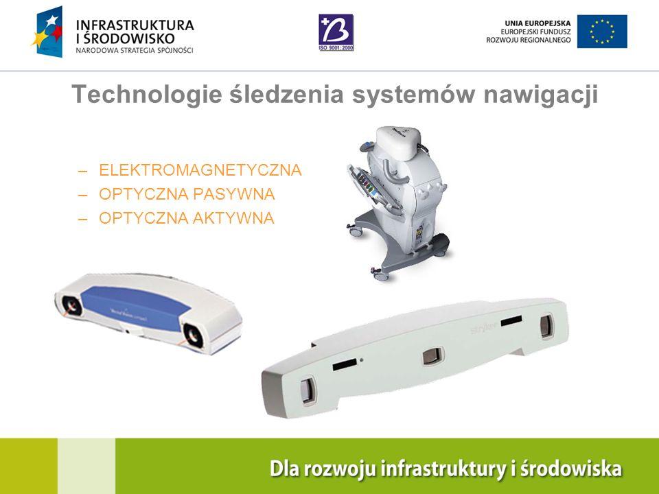 Technologie śledzenia systemów nawigacji