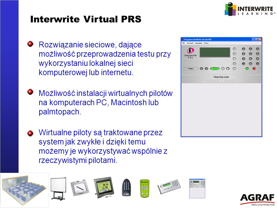 Interwrite Virtual PRS