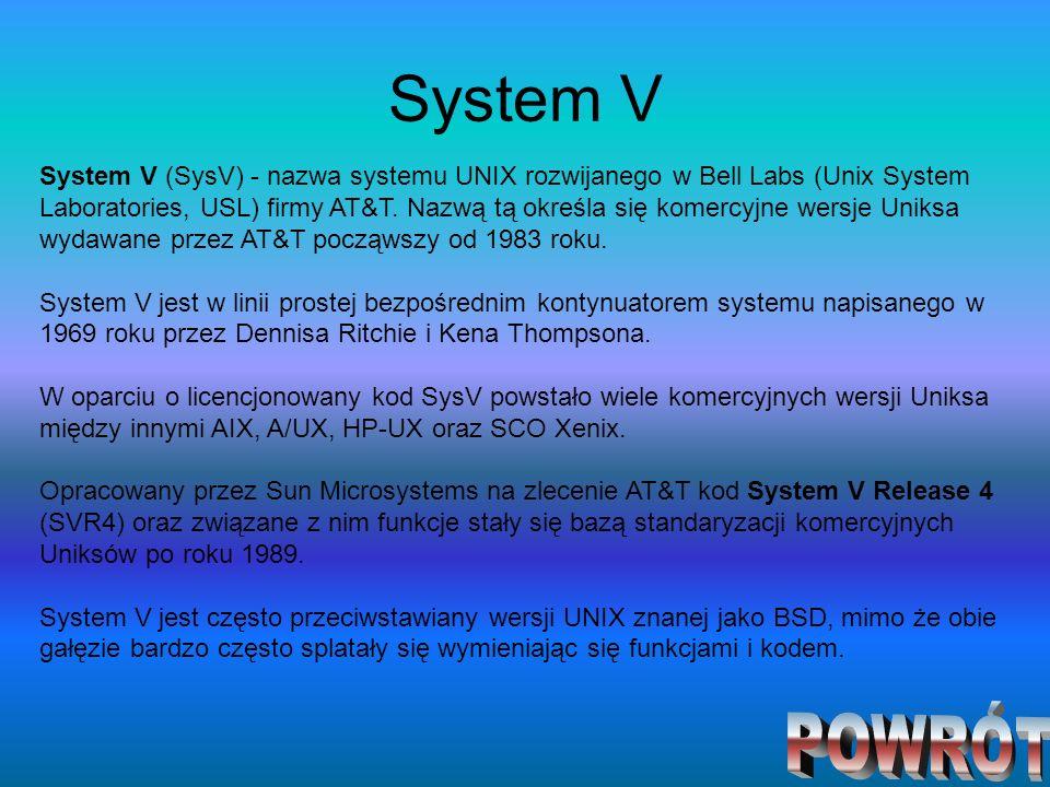 System V