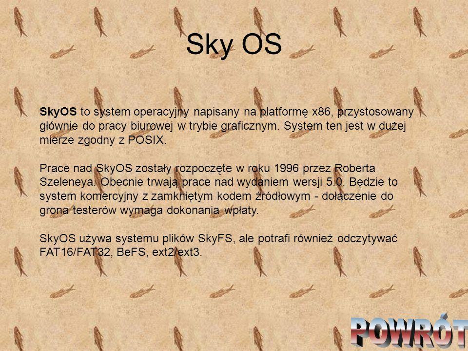 Sky OS