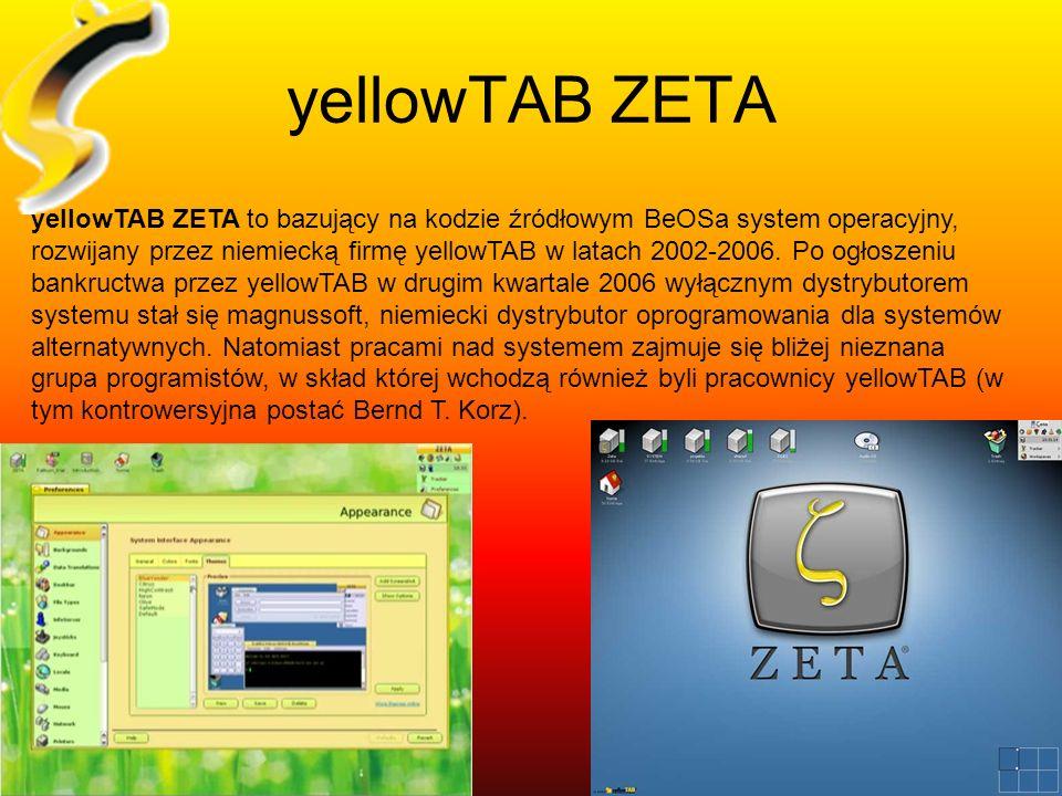 yellowTAB ZETA
