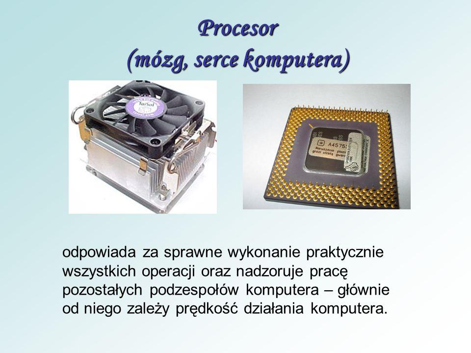 Procesor (mózg, serce komputera)