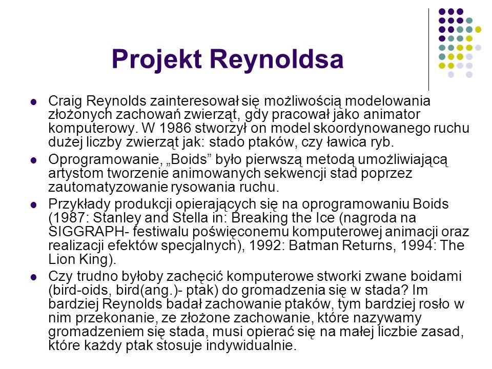 Projekt Reynoldsa