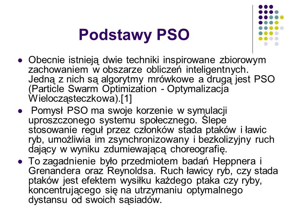 Podstawy PSO