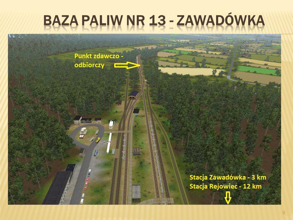 Baza Paliw nr 13 - zawadówka