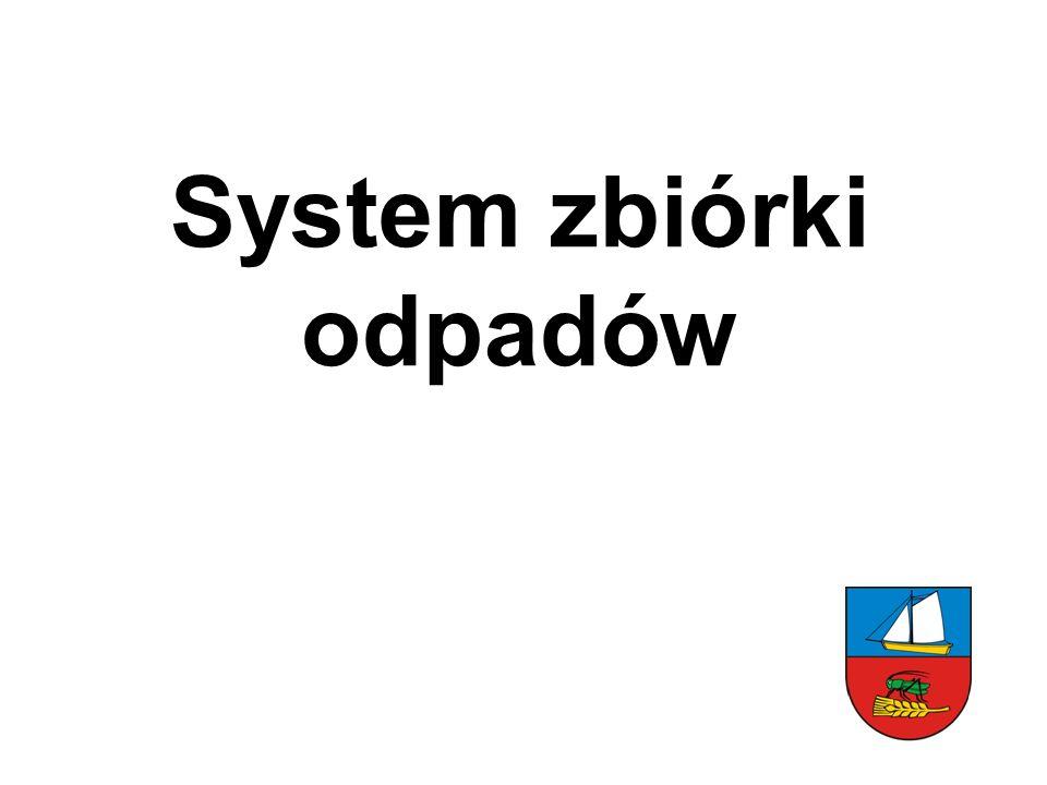 System zbiórki odpadów