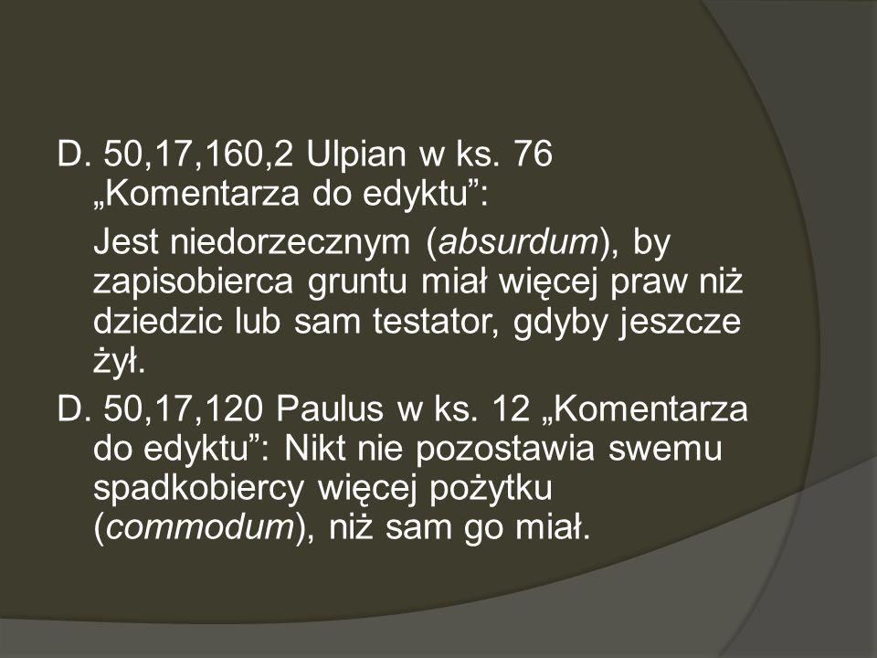 D. 50,17,160,2 Ulpian w ks.