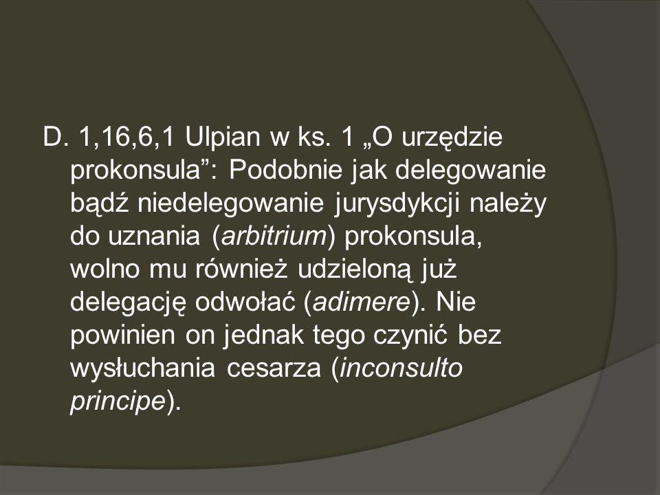 D. 1,16,6,1 Ulpian w ks.