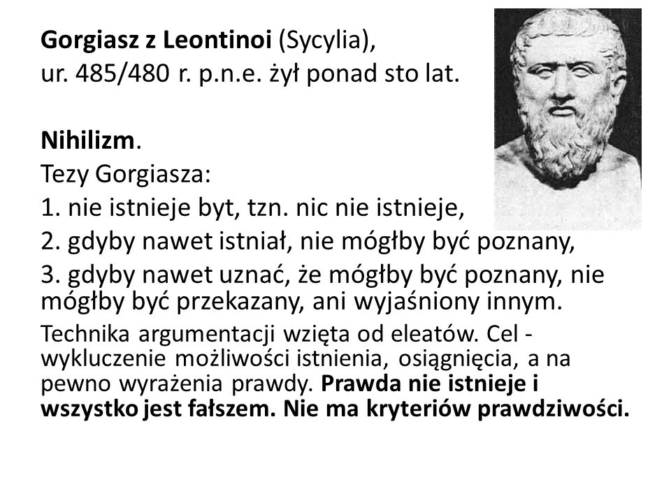 Gorgiasz z Leontinoi (Sycylia),