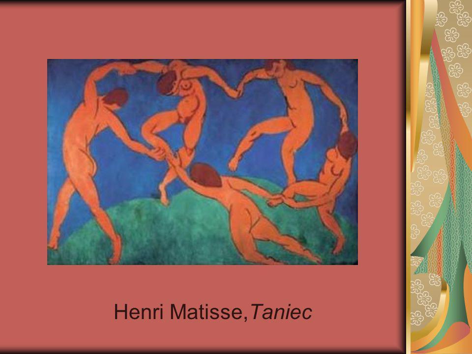 Henri Matisse,Taniec
