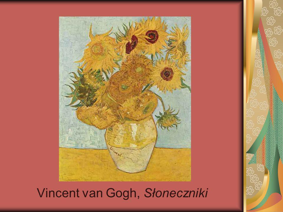 Vincent van Gogh, Słoneczniki
