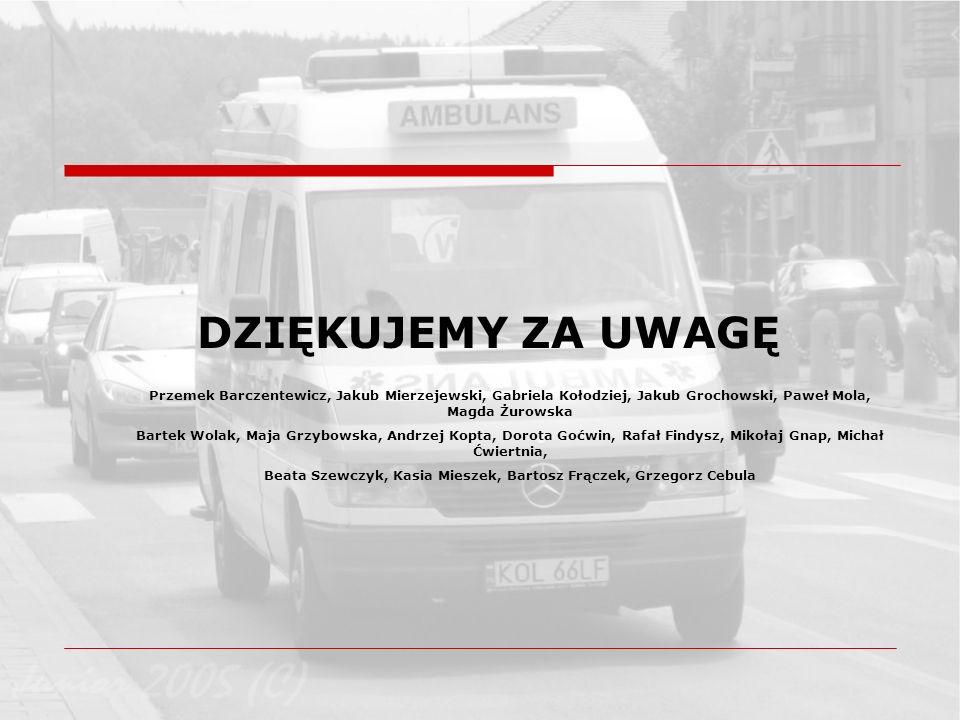 Beata Szewczyk, Kasia Mieszek, Bartosz Frączek, Grzegorz Cebula