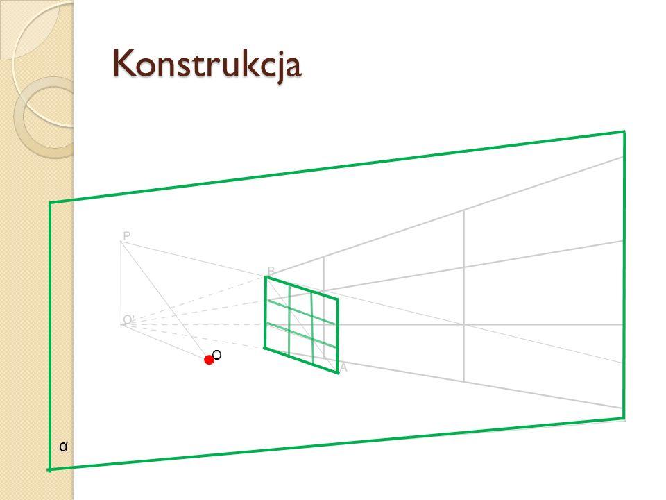 Konstrukcja O α