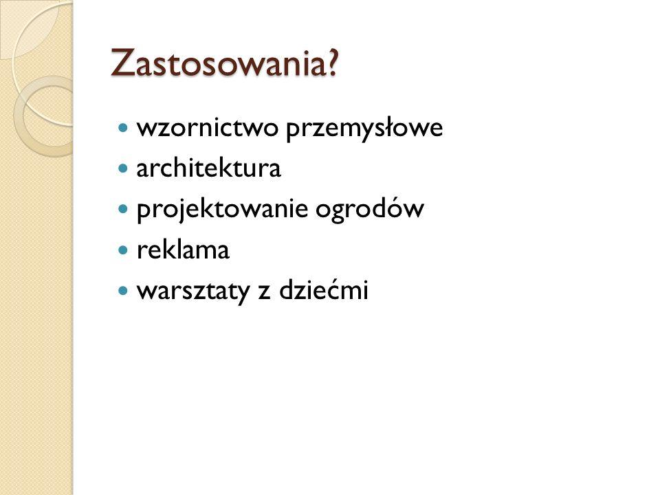 Zastosowania wzornictwo przemysłowe architektura