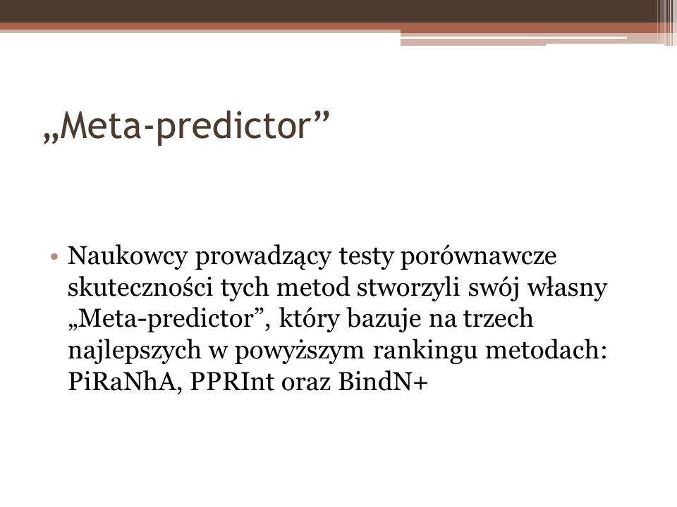 """Meta-predictor"