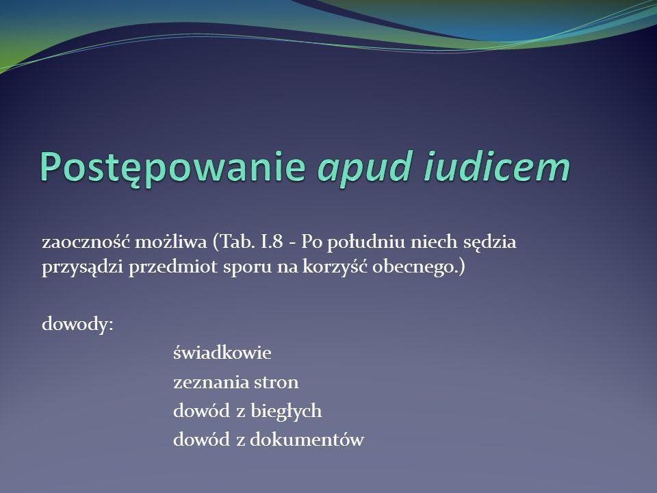 Postępowanie apud iudicem