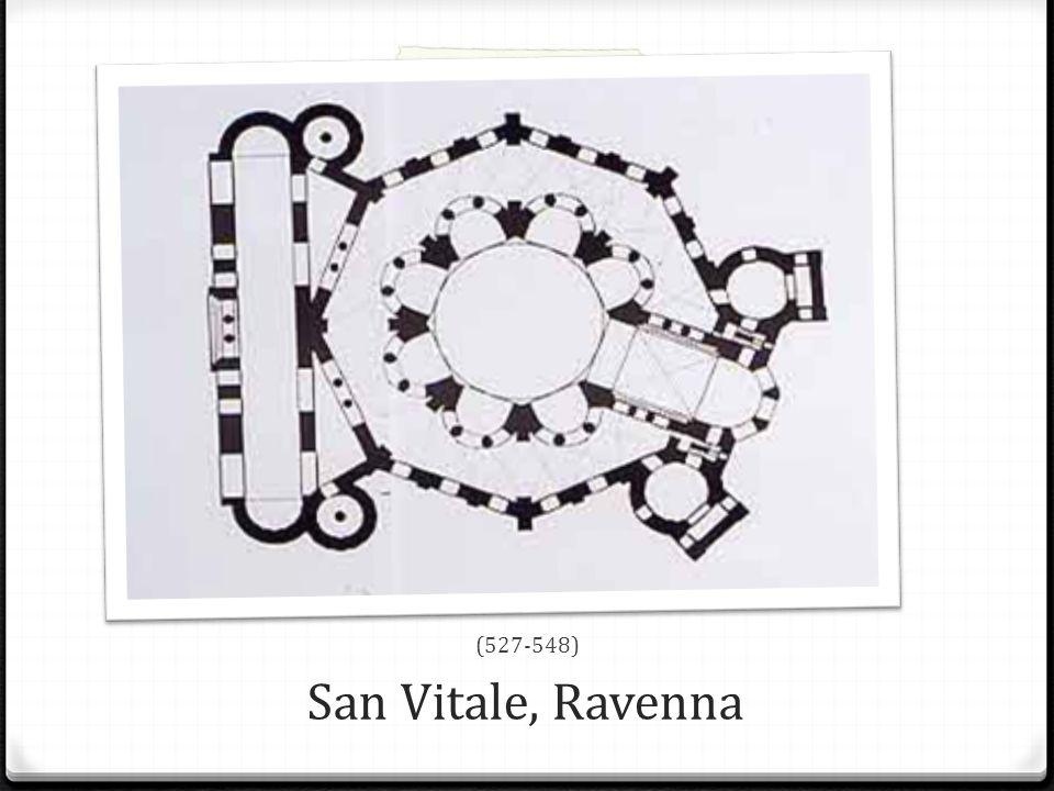 (527-548) San Vitale, Ravenna