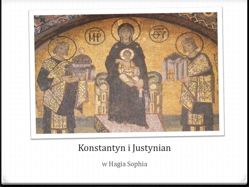 Konstantyn i Justynian