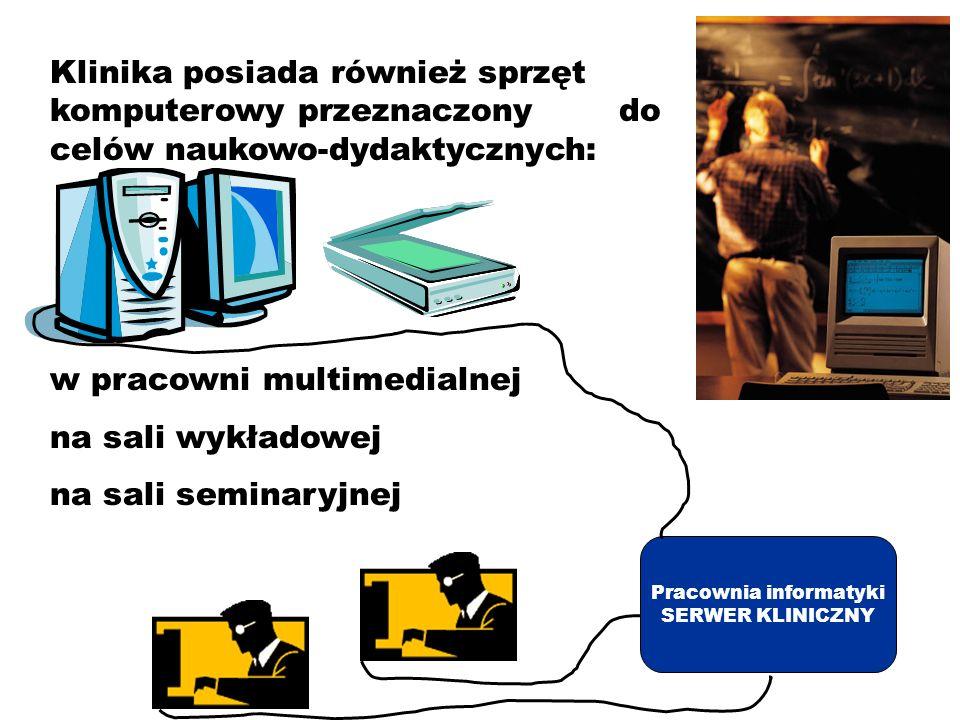 Pracownia informatyki