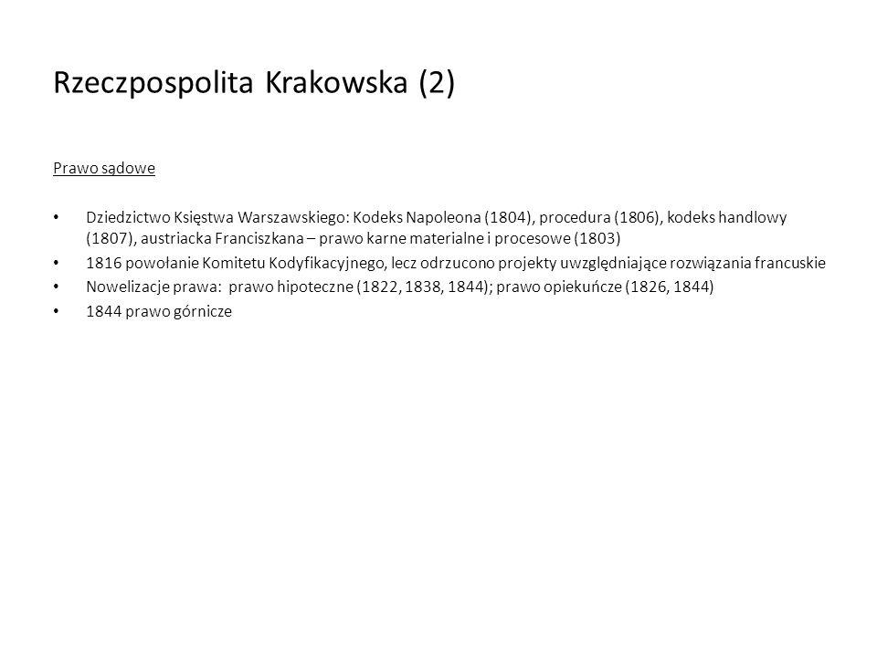 Rzeczpospolita Krakowska (2)