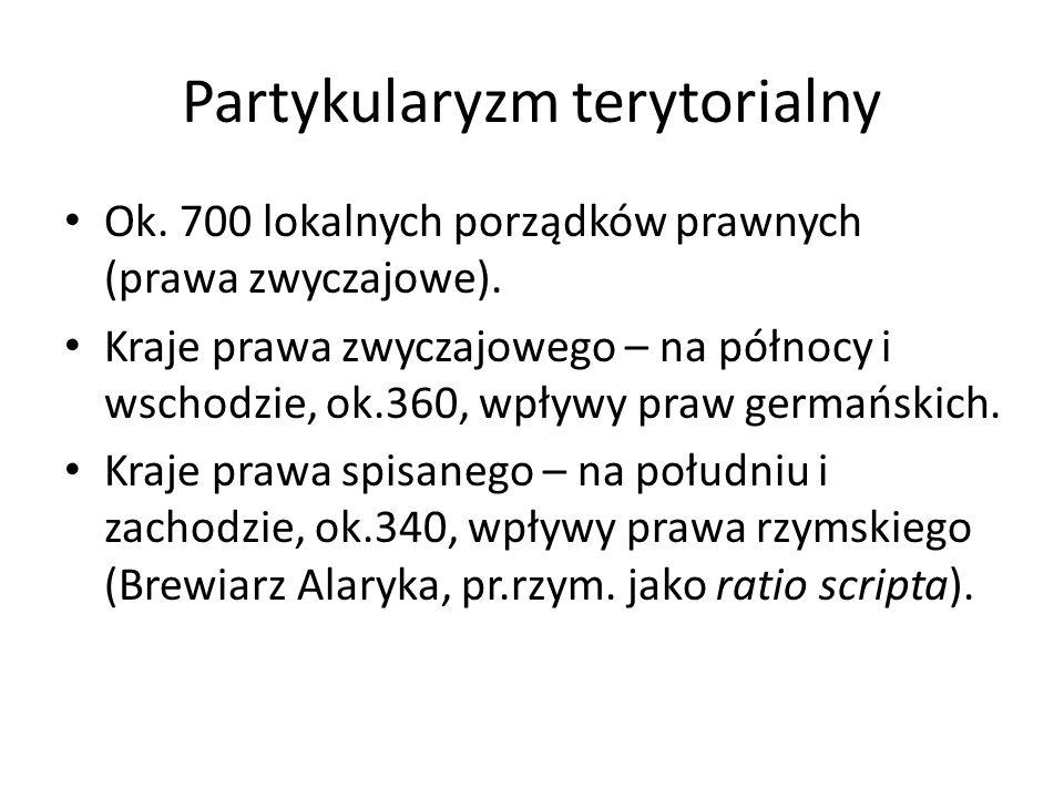 Partykularyzm terytorialny